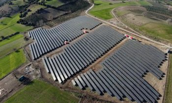 375W HT-SAAE mono panels for 5.7MWp ground mounted project in Osmaniye, Turkey and completed in December 2019.