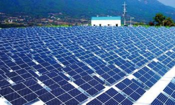 Photovoltaic Power Station in Korea Capacity: 1.5 MW