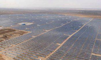 Ningdong 1st phase Capacity: 100MW